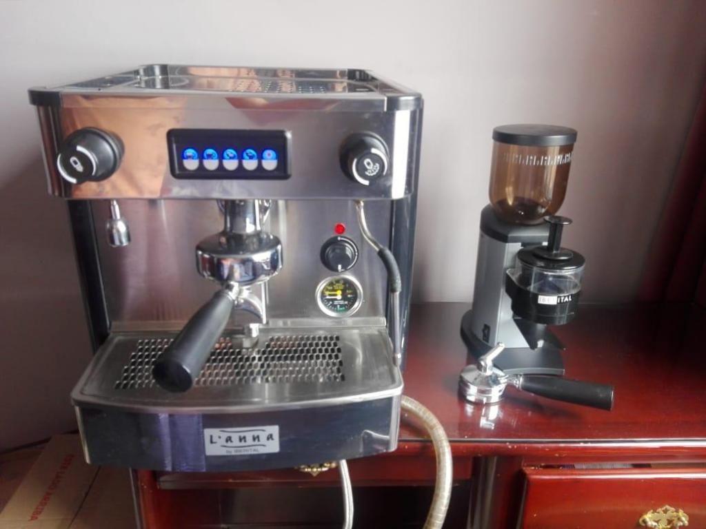 Máquina de Café de un grupo