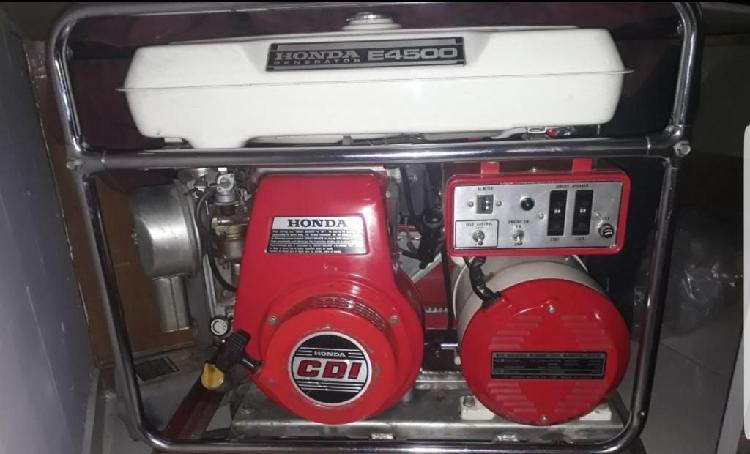 Planta Electrica Generador Honda Es4500
