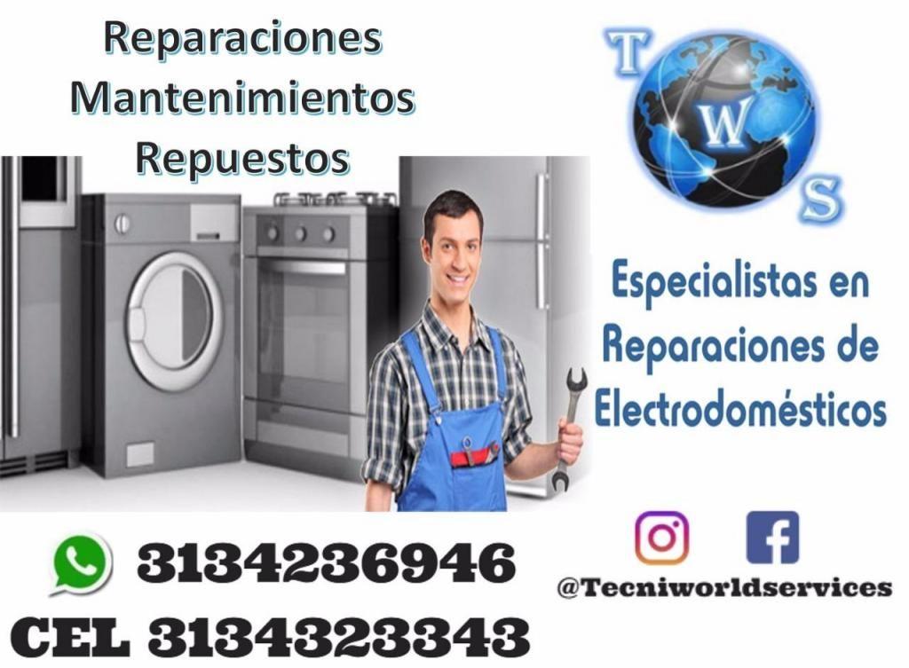 REPARACIÓN Y MANTENIMIENTO PREVENTIVO EN ELECTRODOMÉSTICOS