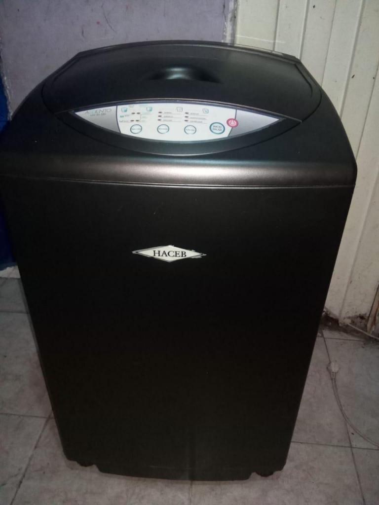 lavadora haceb de 18 libras en excelente estado economica