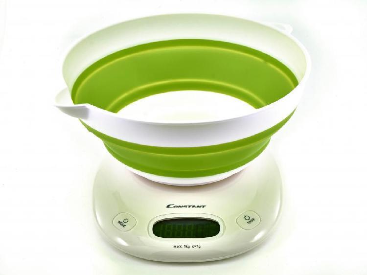 Bascula Digital Cocina Gramera Pesa Capacidad 5kg Batería