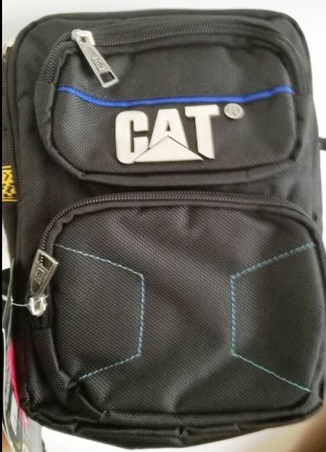 Bolso Manos Libres Cat Caterpillar Originales Promocion