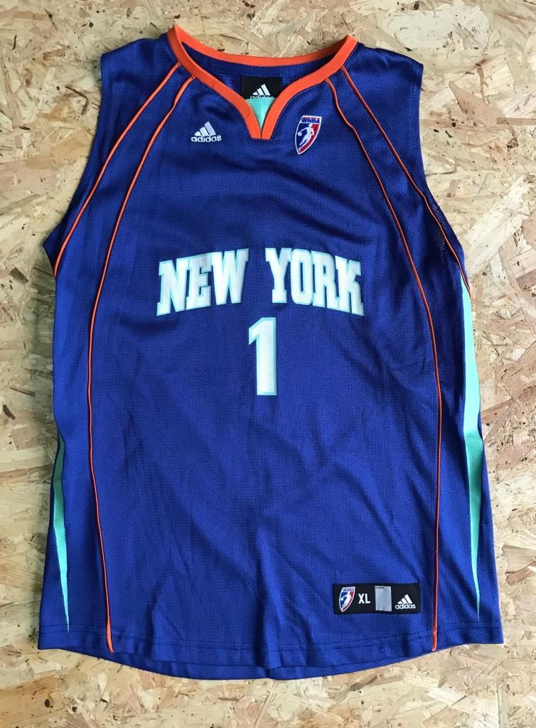 Esqueleto de baloncesto WNBA NEW YORK