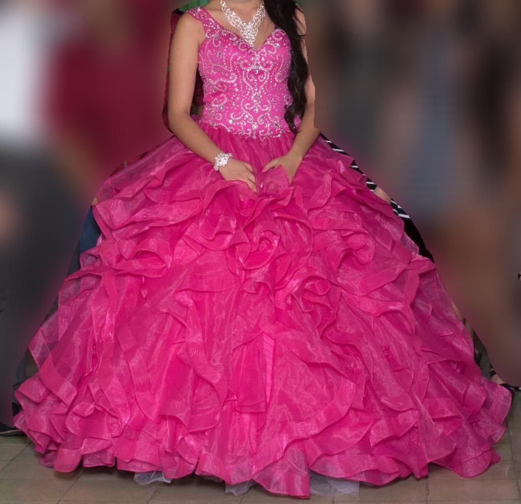 Hermoso Vestido de 15 Años