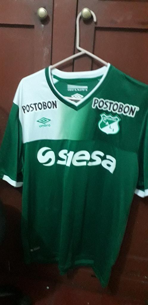 Vendo Camiseta Del Deportivo Cali Original Umbro