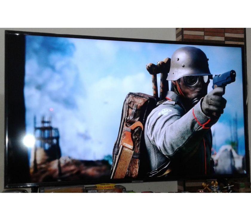 Tv Samsung de 43 pulgadas UHD 4K Ref Nu