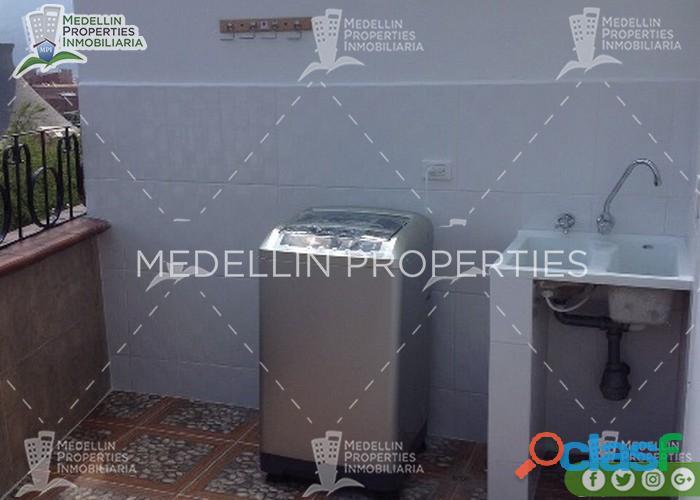 Apartamentos Amoblados por Meses en Medellín Cód: 4673