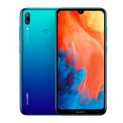Celular Libre Huawei Y7 3gb Blue Ds 13mp/8mp 4g 2019