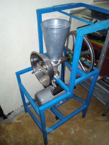 Molino eléctrico con motor de 1 caballo de fuerza