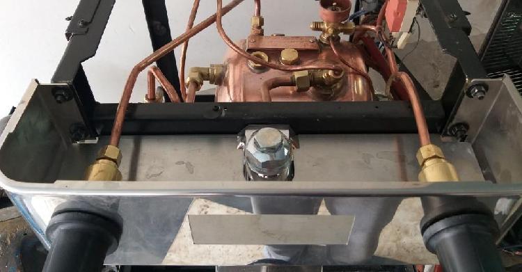 Máquina Capuchinera