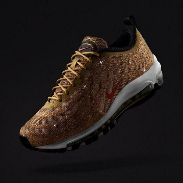 Nike Air Max 97 Crystal Caballero Y Muje