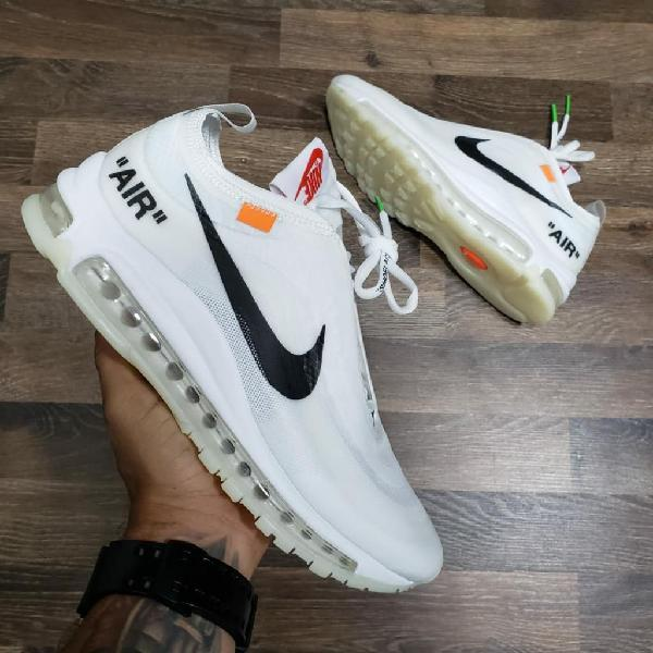 Nike Air Max 97 Off White Caballero /1