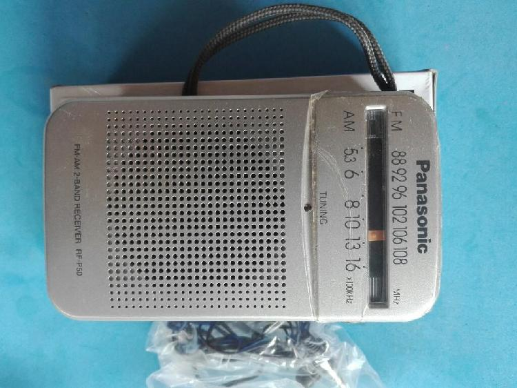 Radio Panasonic Dé Dos Bandas