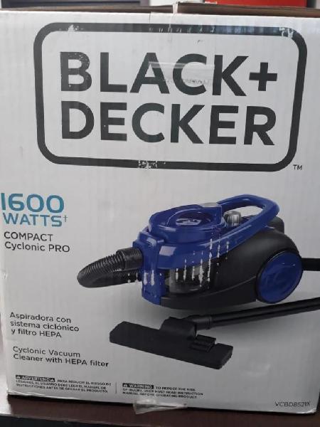 Remate aspiradora black decker servicio a domicilio gratis