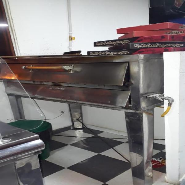 Vendo Pizzeria Comidas Rapidas