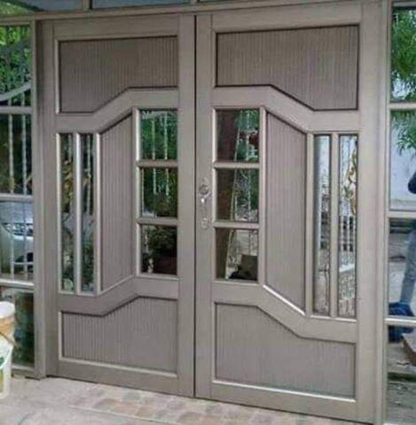 Puertas en aluminio