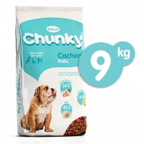 Chunky Cachorro * 9 Kilos