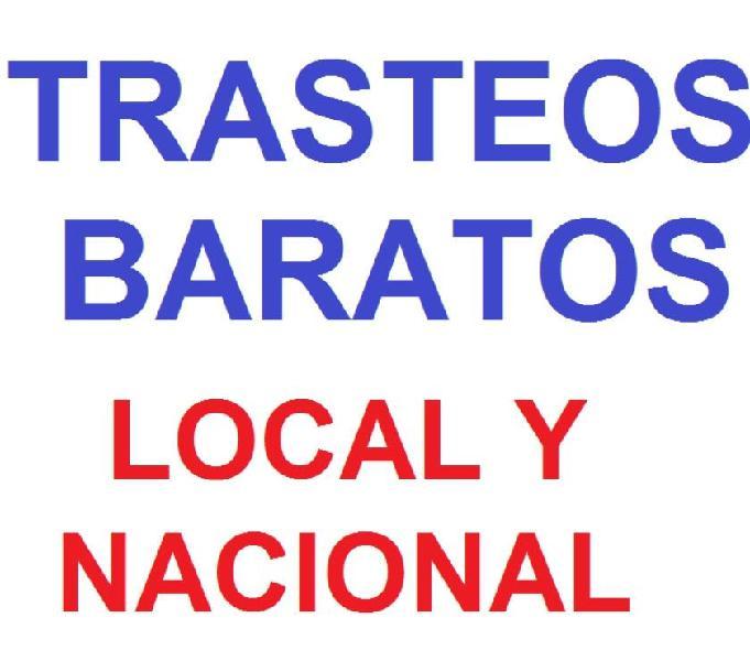 MUDANZAS BARATAS A TODO DESTINO 3203444043