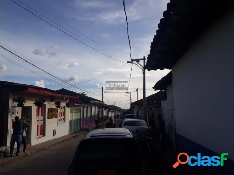 Se vende Casa Lote en Salento Quindío