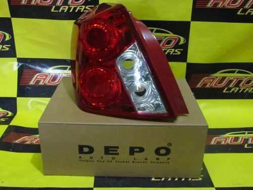 Stop Izquierdo Chevrolet Optra Sedan 2004 A 2013 Depo