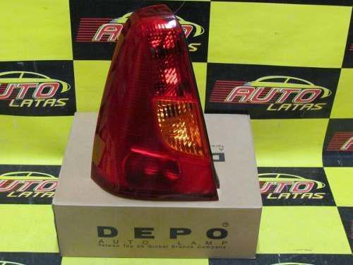 Stop Izquierdo Renault Logan 2006 A 2007 Depo