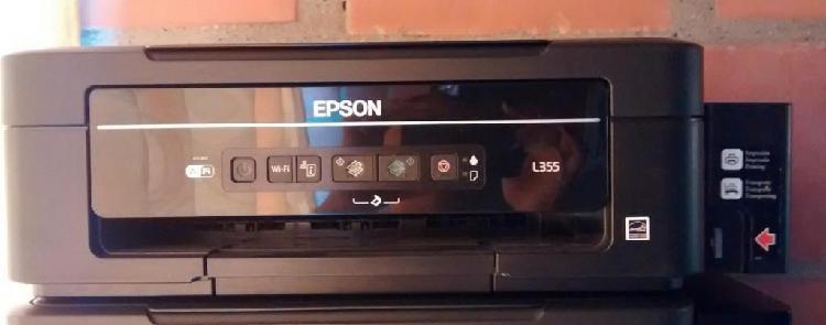 VENTA DE IMPRESORA EPSON L355