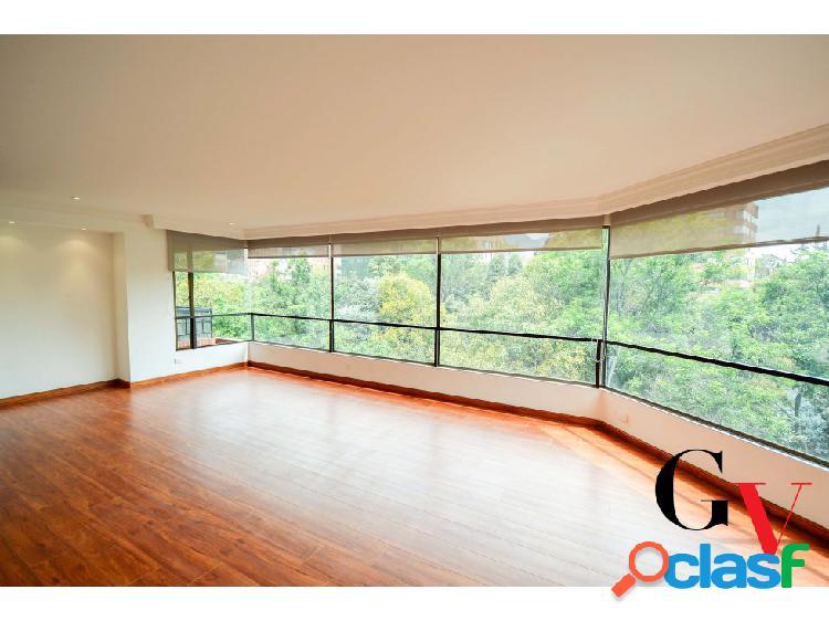 Vendo apartamento con vista en La Cabrera