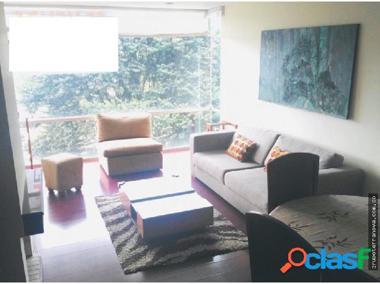 Vendo apartamento en Santa Barbara 97 Mts