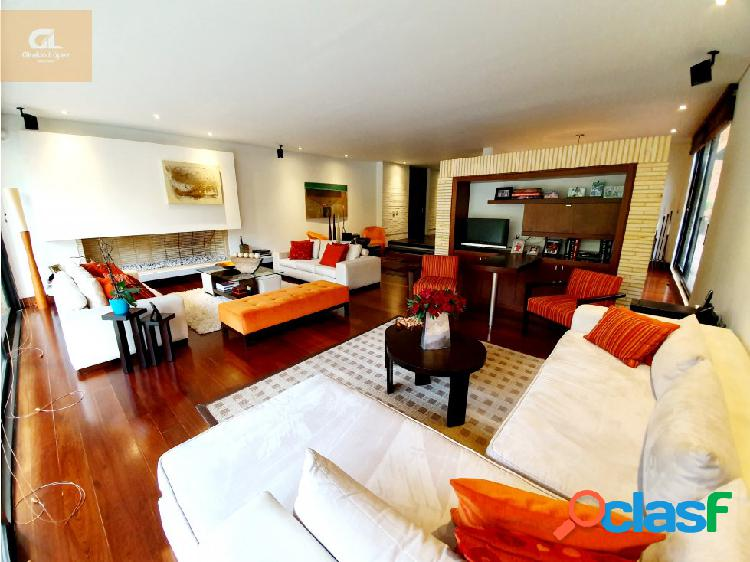 Venta Apartamento en El Chico museo, Bogota