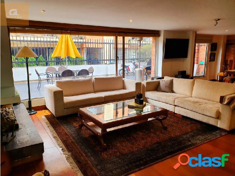 Venta de Apartamento en El Chico, Bogota
