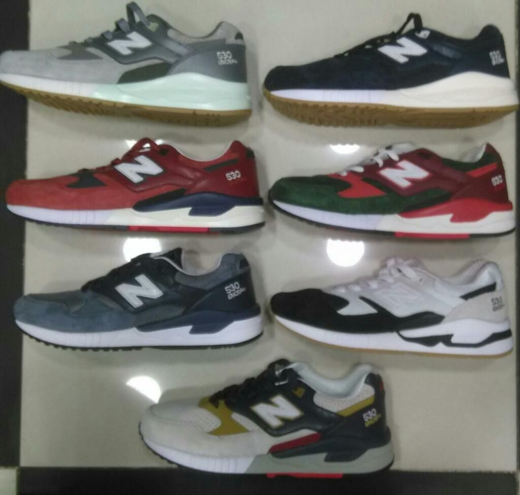 Zapatillas New Balance 530 Hombre  New Color