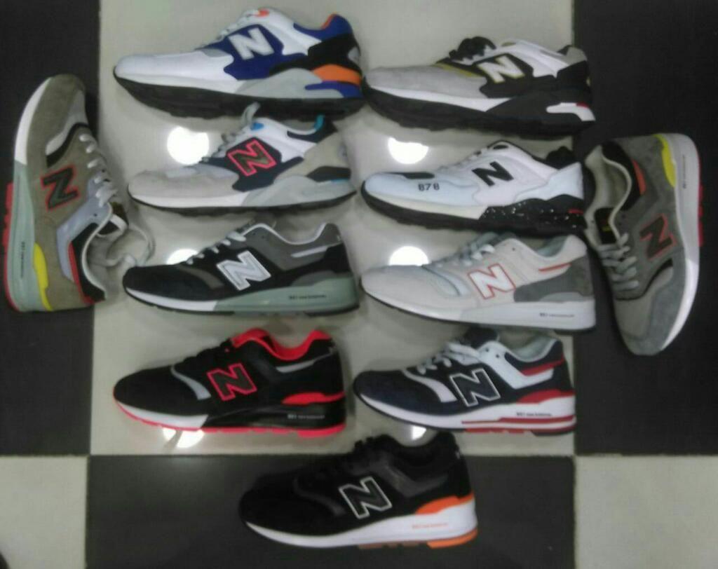 Zapatillas New Balance 997 Etc Hombre