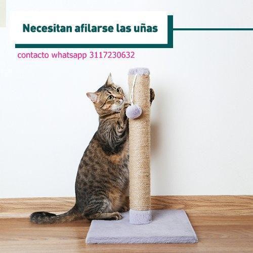 rascador poste para gatos 3117230632