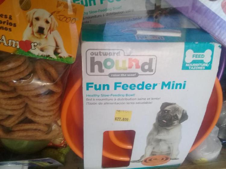 venta accesorios y comida para tu mascota
