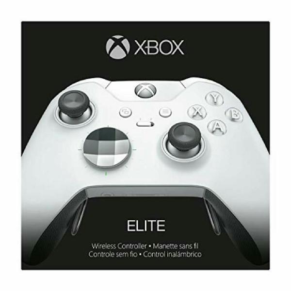 Control Elite Blanco Nuevo Sellado