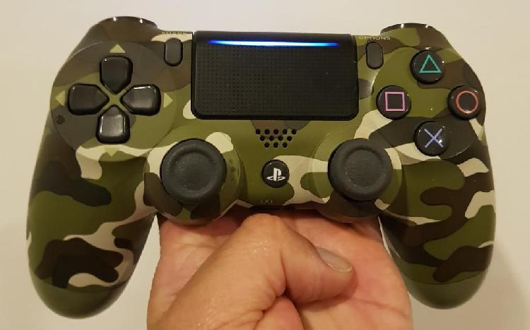 Control Original Camuflado Playstation 4
