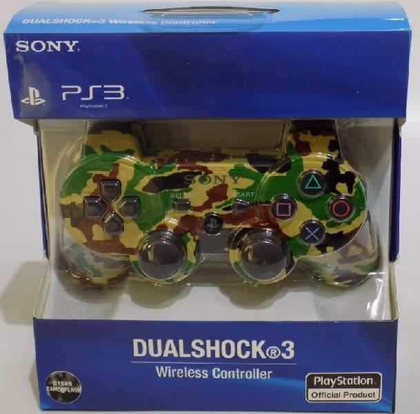 Control Ps3 Dualshock 3 Playstation 3 Camuflados