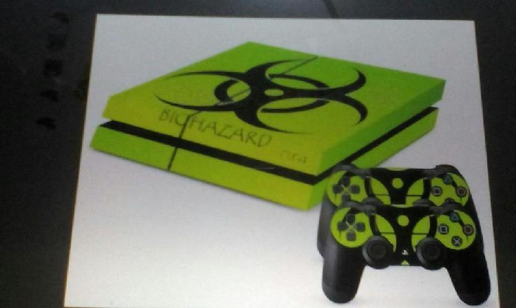 Disponibles SKINS para tu PS4 &/o X-BOX