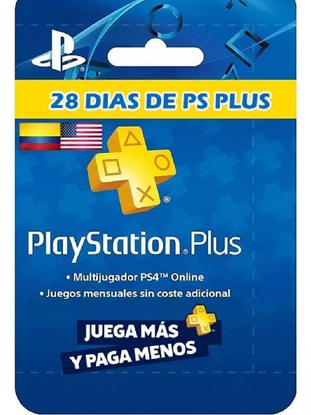 Playstation 4 Psn Plus