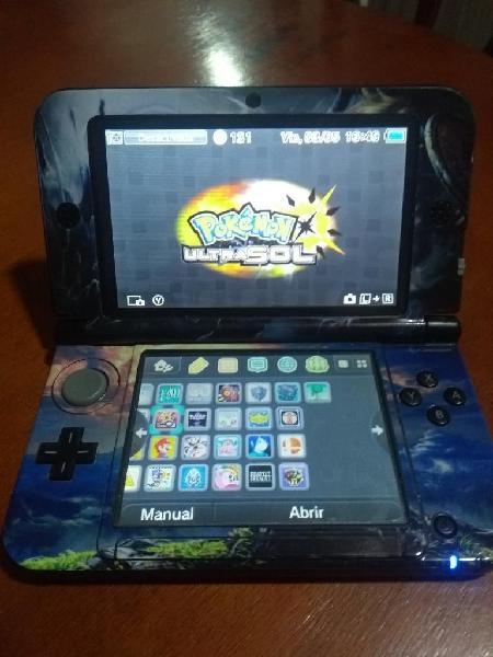 Vendo Nintendo 3ds Xl Programada 32gb