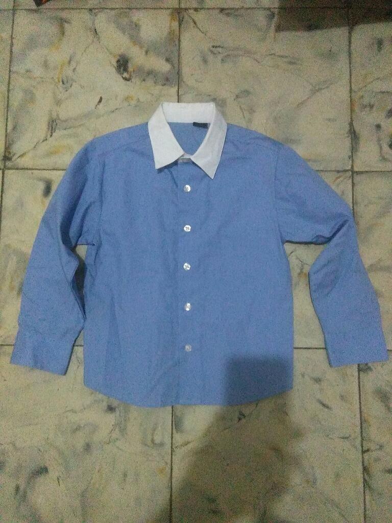 Camisa de Niño de Segunda Americana T 7