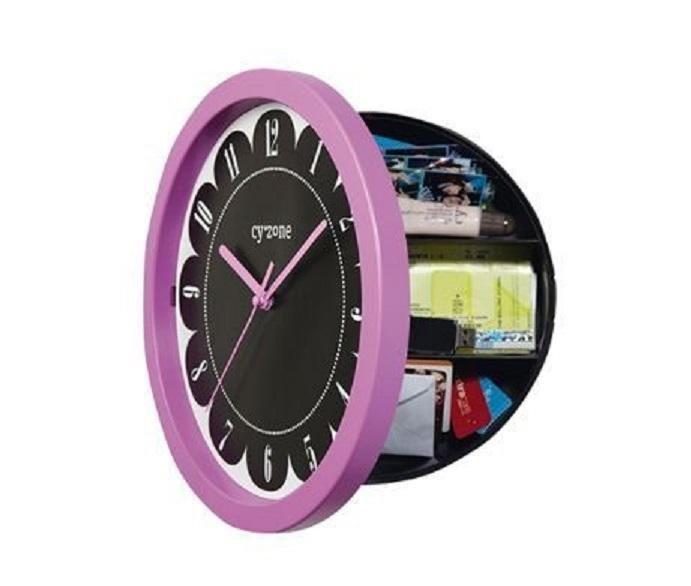 Reloj De Pared Con compartimiento secreto Cyzone