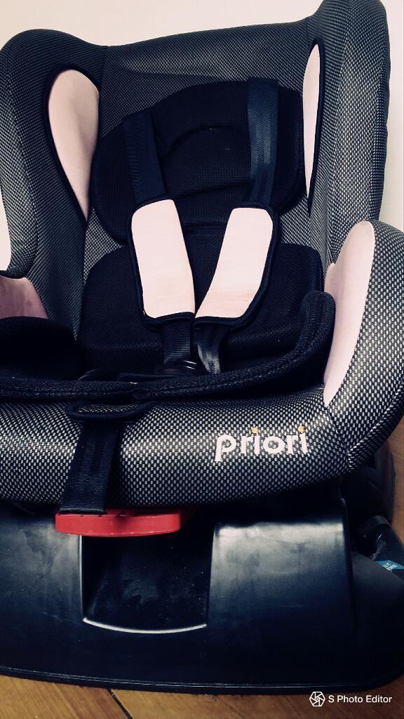 Silla de Bebé para Carro Marca Priori