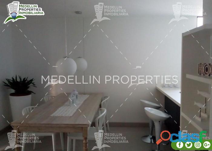Alquiler de Apartamentos Amoblados en el Sur Cód: 4896