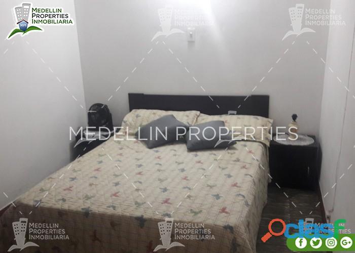 Apartamentos Amoblados Baratos en Medellín Cód: 4853
