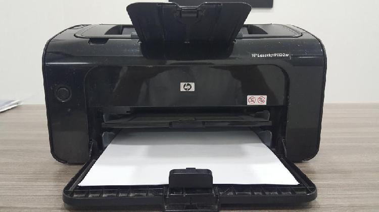 Impresora Hp Laserjet Pro P1102w Wifi