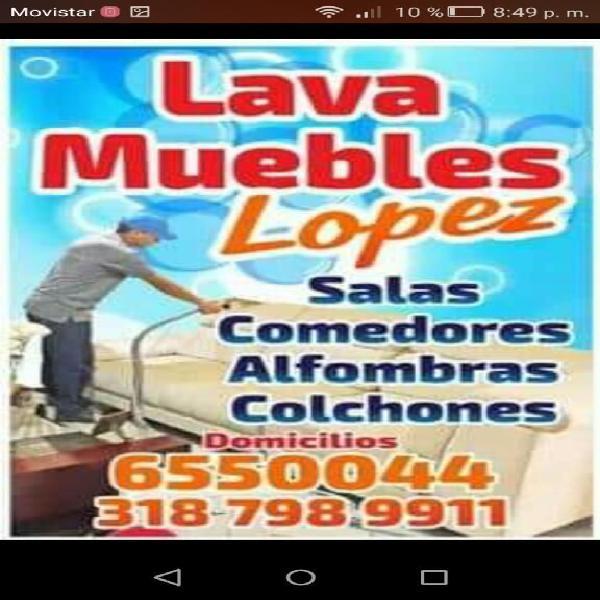 Lavamuebles Y Lavanderia Lopez