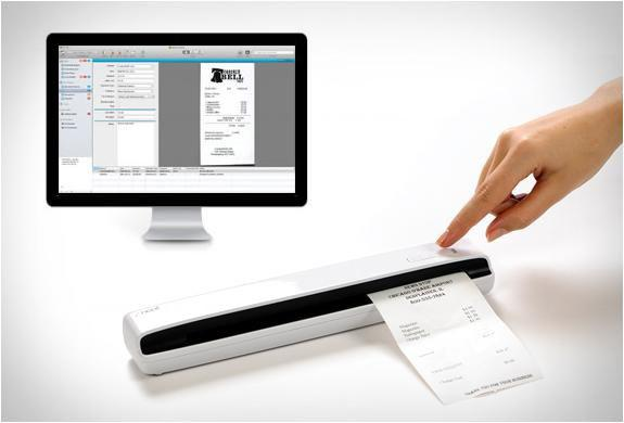 SCANNER PORTATIL NEAT NM 1000 DIGITALIZADOR DE DOCUMENTOS