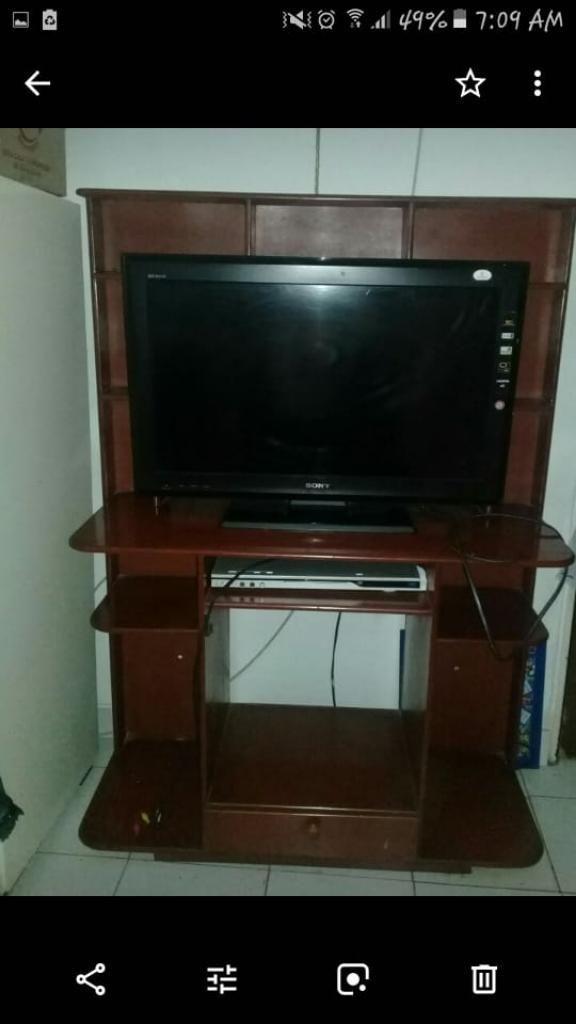 Se Vende Multimueble sin Tv Y Mesa