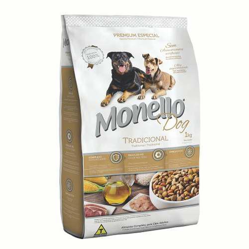 Alimento Para Perro Monello Premium Tradicional